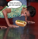 primeira dama hotdog